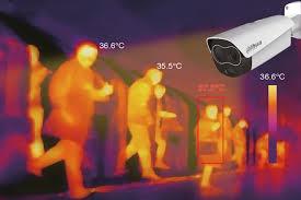 cámara termica